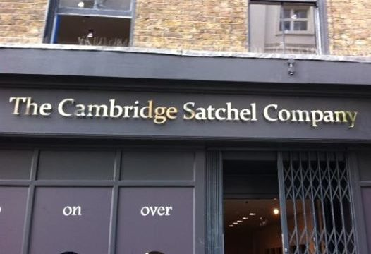 ケンブリッジサッチェル、新店舗オープン