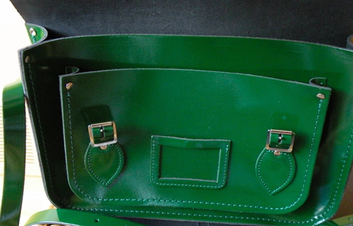 Patent British Racing Green
