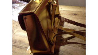 THE BACKPACK Gold(ゴールド)15インチ