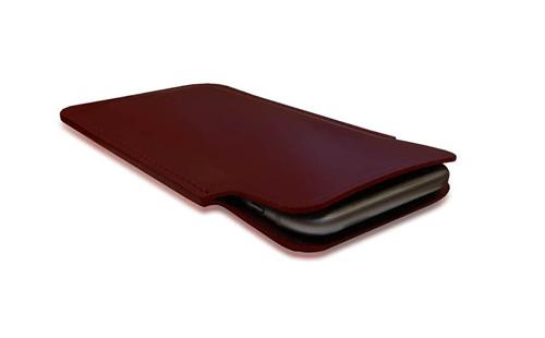 【iPhone6ケース】Oxblood(濃い赤)