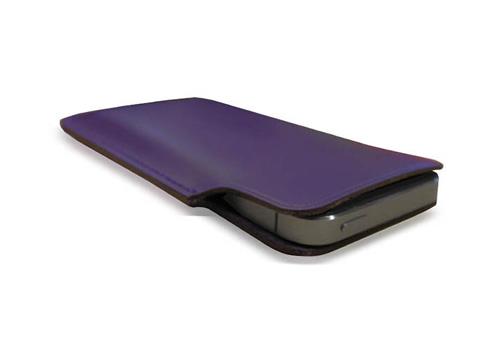 【iPhone5ケース】Purple(パープル)