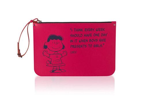 【ポーチ】スヌーピー(Peanuts) × cambridge satchel2