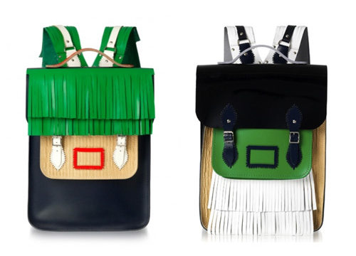 Cambridge Satchel × Christopher Shannon