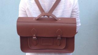 THE BACKPACK Vintage Brown15インチ