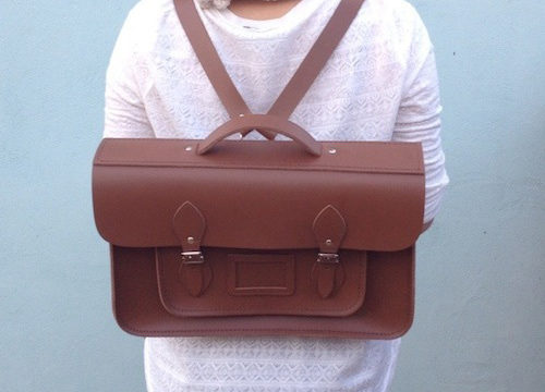 THE BACKPACK Vintage Brown15インチ