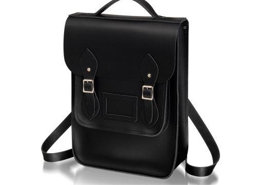 The Portrait Backpack Black :14インチ