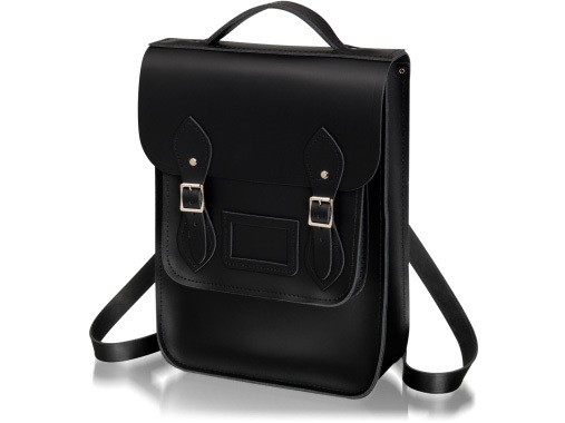 The Portrait Backpack Black :14インチ