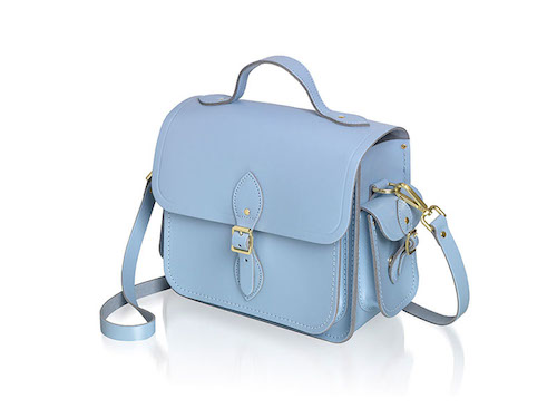 【2015年新作】The Large Traveller Bag Alpine Blue(アルプスの青)
