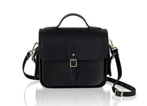【2015年新作】The Large Traveller Bag Black(ブラック)