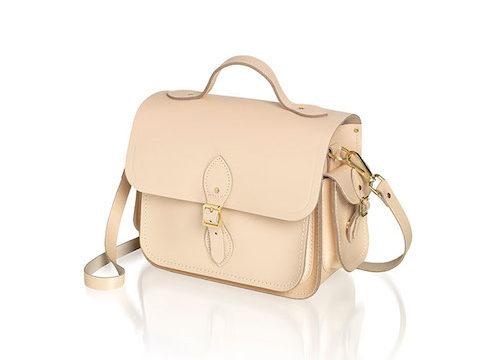 【2015年新作】The Large Traveller Bag Cream Crocus(クリームクロッカス)