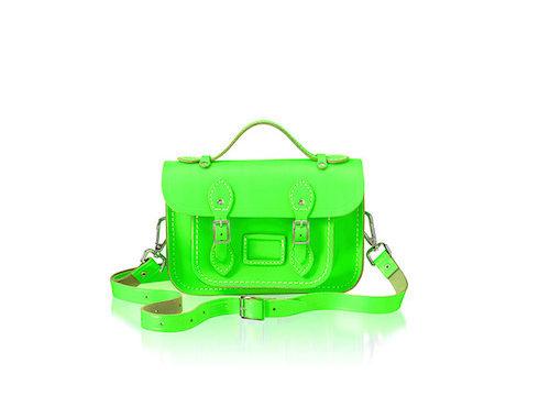 【2015年春夏】The Mini コレクション Fluoro Green(蛍光ネオングリーン)